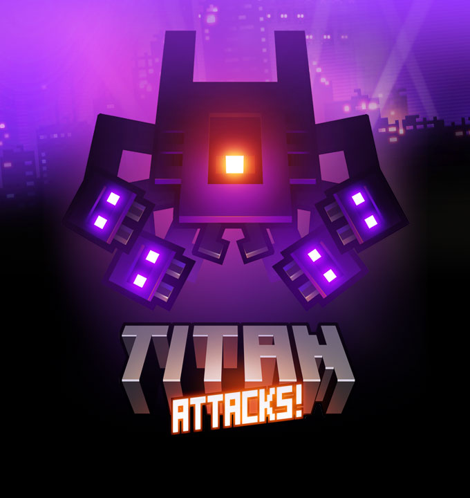 Titan Attacks on PlayStation®!